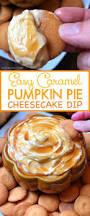 Ingredients For Pumpkin Pie Mix easy caramel pumpkin pie cheesecake dip 4 ingredients