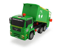 100 Rubbish Truck Amazoncom Dickie Toys 12Air Pump Action Garbage Vehicle
