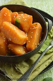 cuisiner rutabaga rutabaga confit au miel la gourmandise selon angie