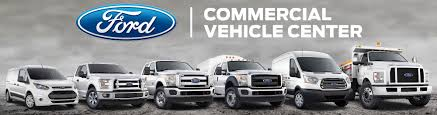 New & Used Ford Commercial Trucks, Cargo Vans In Norman, OK, Ford ...
