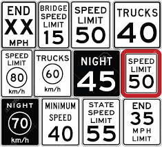 Road Signs In The United States. Speed Limit. Vector Format Royalty ... Two Blank Highway Signs Overhead Trucks On Road Transport Concept Fork Lift Operating No Pedestrians Signs From Key Uk Sound Horn Calgary Car Door Magnets Truck Van Magnetic Orange County Company Logo For Trucks With A Driving Cab Manufacture Stock Health Safety De Riding On Forklift Is Forbidden Symbol Occupational Caution Sign 200 X 300mm Rigid Signage Bandit Auto Tyres Fork Lift Operating Sticker And