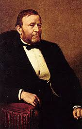 Portrait Of Ulysses S Grant As President
