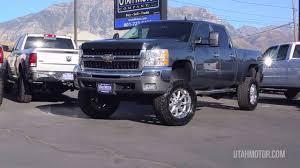 100 Lifted Trucks For Sale In Utah 2008 Chevrolet Silverado 2500HD LT Duramax Diesel