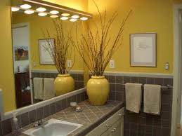 Yellow Gray Bathroom Rugs by Sunflower Bathroom Rugs Sunflower Bathroom Decorating Ideas