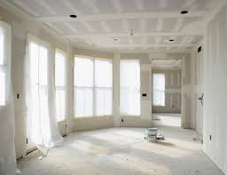 Skim Coat Ceiling Vs Plaster Ceiling by Wet Ready Mixed Vs Dry Joint Compound