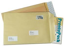 Maxibrief 160x110x50 Mm Braun DimaPax GmbH Verpackungen Aller