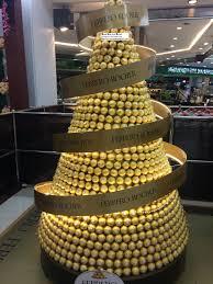 Ferrero Rocher Christmas Tree Box by Ferrero Rocher Christmas Tree Part 25 Ferrero Rocher Christmas