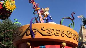 Anaheim Halloween Parade by Disneyland Parade 2016 Youtube
