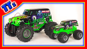 100 Monster Jam Toy Truck Videos Compilation Childrens
