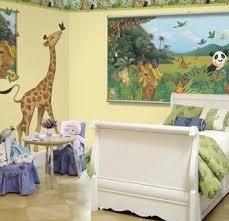 Jungle Theme Bedroom Ideas