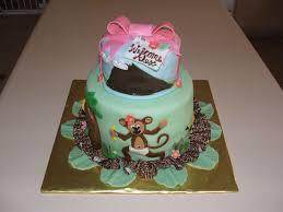 Safari Cakes Baby Shower Safari Themed Baby Shower Cake Animal