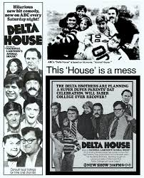 100 The Delta House 02 National Lampoons 1979 Pretty In Podcast