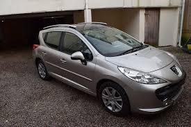 Peugeot 207 SW SPORT 2008 1 6 Petrol 120 ps PANORAMIC ROOF Great