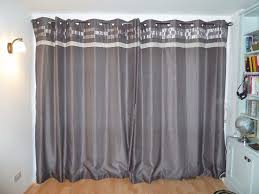 Faux Silk Eyelet Curtains by Lightweight Silver Grey Full Length Lined Faux Silk Eyelet