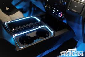 100 Interior Truck Lighting 2015 2020 F150 Cup Holder Ring Light Kit Ford