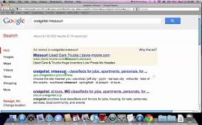 Craigslist Missouri - Search All Towns And Cities For Used Cars For ...