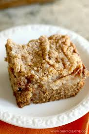 Gingerbread Apple Pie Cake Recipe Oh My Creative