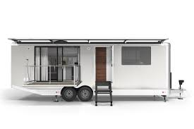 100 Pictures Of Airstream Trailers Luxury Travel Trailer Is Like An Ultramodern Curbed