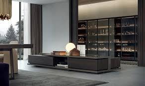 design wohnzimmer und esszimmer luxus möbel poliform