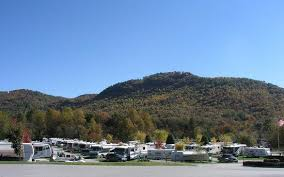 River Vista Mountain Village RV Resort And Park In The Great Smoky Mountains