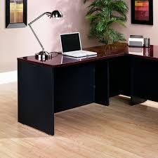 Sauder Shoal Creek Executive Desk Assembly Instructions by Amazon Com Sauder Via Desk Return In Classic Cherry Kitchen U0026 Dining