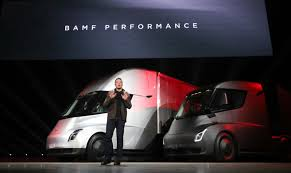 Tesla Semi Truck Promises Better Performance And Driving Experience ...