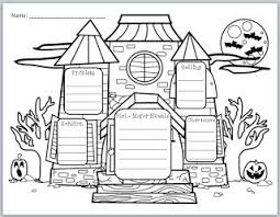 Halloween Picture Books For 4th Grade by Best 25 Story Elements Ideas On Pinterest Story Elements