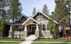 Story House Plans by Craftsman Style Single Story House Plans Single Story House Style