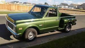 Classic 1971 Chevrolet C10 Stepside Pickup For Sale #4514 - Dyler