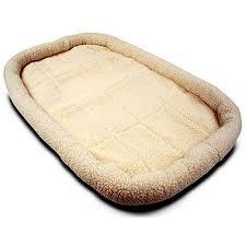 24 majestic pet crate pet bed mat sherpa walmart com