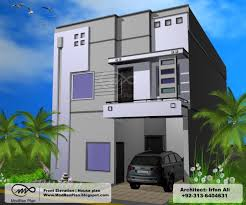 Marla Front Elevation House Plans Modern Design Indian Home ... 45 House Exterior Design Ideas Best Home Exteriors Front Elevation Front Design Of House Archives Mhmdesigns Modern With Shop Elevation 2600 Sq Ft Home Appliance View Aloinfo Aloinfo Modern Bungalow New Designs Latest Duplex Enjoyable 15 Simple Indian Gnscl