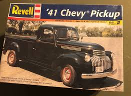 Revell 1941 Chevy Pickup 1/25 Model Car Mountain Kit FS | EBay Italeri American Supliner 3820 124 New Plastic Truck Model Kit Ford F350 From Meng Model Kit Scale Cars Cheap Peterbilt Kits Find Bedford Tk Cab Milford Models L1500s Lf 8 German Light Fire Icm Holding Mack Dm600 Tractor 125 Mpc 859 Shore Line Dodge Truck Kits Dodge Pickup Factory Sealed Revell 07411 Intertional Prostar Amt Usa Scale Fruehauf Flatbed Trailer Zombie Tales The Apocalypse Scene 1 By Colpars Hobbytown Oil Field Trucks Inscale Pinterest