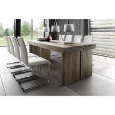 Dublin 8 Seater Dining Table In 220cm With Lotte Chairs