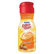 Coffee Mate Creamer Hazelnut