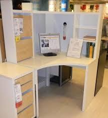 Ikea L Shaped Desk Black by Elegant Corner Computer Desk Ikea 76wfr Micke Workstation Black