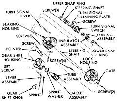 77 Ford Steering Column Diagram - DIY Enthusiasts Wiring Diagrams •