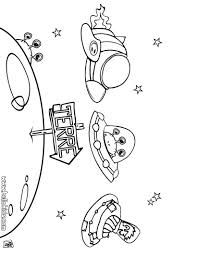 Inner Ear Coloring Page Virtren Com