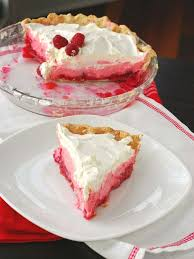 Pumpkin Chiffon Pie With Cool Whip by Raspberry Chiffon Pie Blissfully Delicious