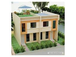 100 2 Storey House With Rooftop Design Story Plan Roof Deck Remarkable New On Amazing