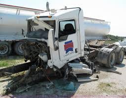 100 Wrecked Semi Trucks For Sale 2007 Kenworth T800 Semi Truck Item E2095 SOLD Wednesday
