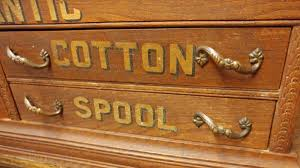 antique willimantic spool cabinet desk 3 drawer with top desk