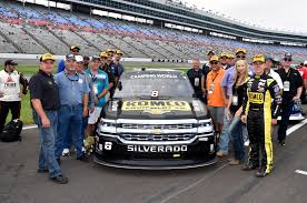 100 Nascar Camping World Truck 2017 NASCAR Series Dover ROMCO