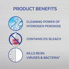 lysol bleach free hydrogen peroxide toilet bowl cleaner fresh