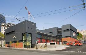 100 Weinstein Architects Fire Station 10 Seattle Washington US Architect