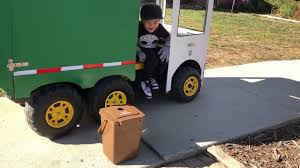 100 Garbage Truck Videos 2692 MB Windy Day Trash Pick Up Aidan The Kid