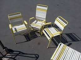 Vinyl Straps For Patio Chairs by Plastic Of Retro Patio Chairs Style Retro Patio Chairs Ideas