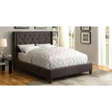Headboard Designs For King Size Beds by Bed Frames Tufted Bed Frame Queen Upholstered Headboard Bedroom