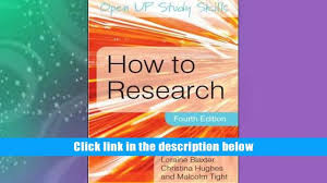 Dsm 5 Desk Reference Pdf by Download How To Research Loraine Blaxter Full Book Video