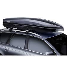 coffre de toit taille l thule dynamic 900 noir 430 l norauto fr