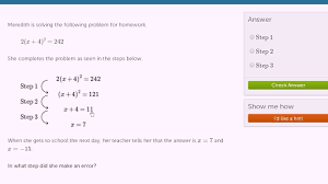 Step2 Tan 2 In 1 by Quadratics By Taking Square Roots With Steps Video Khan Academy
